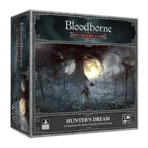 Bloodborne: The Board Game – The Hunter's Dream Expansion (2020) - разширение за настолна игра
