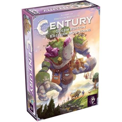 Century Golem Edition: Eastern Mountains (2019) - настолна игра