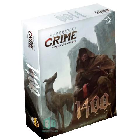 Chronicles of Crime: 1400 (2020) - настолна игра