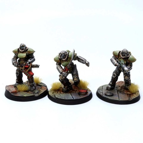 Fallout: Wasteland Warfare - Survivors Unaligned T51 Power Armour