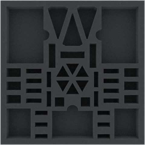 Feldherr foam set for Star Wars Rebellion: Rise of the Empire expansion - board game box insert