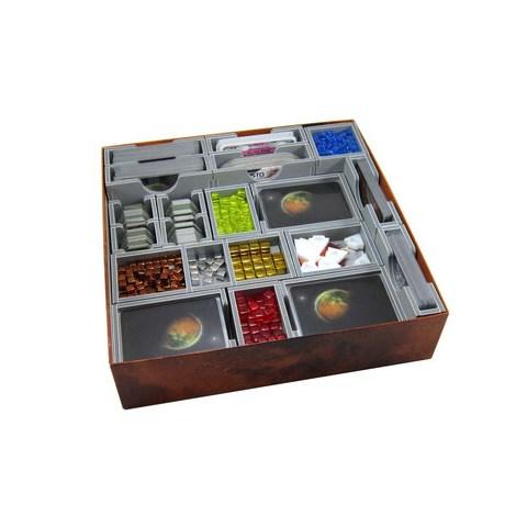 Folded Space: Terraforming Mars Organiser (Version 2) в Инсърти за кутии