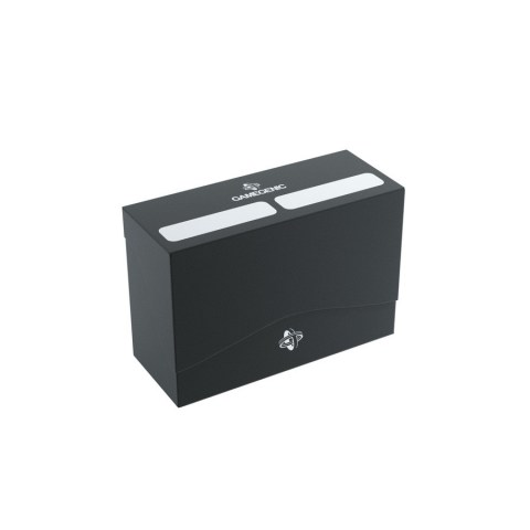 Gamegenic Black Double Deck Holder (160+) - черна кутия за карти в Кутии за карти