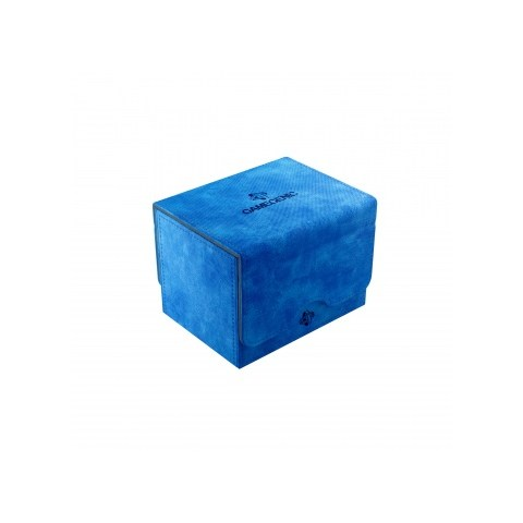 Gamegenic Sidekick Deck Holder (100+) - Blue in Deck boxes