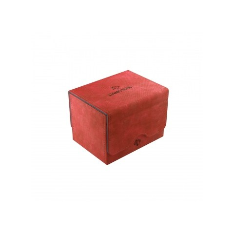 Gamegenic Sidekick Deck Holder (100+) - Red in Deck boxes