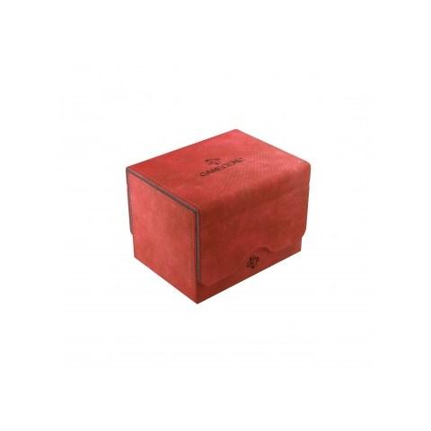 Gamegenic Red Sidekick Deck Holder (100+) - червена кутия за карти