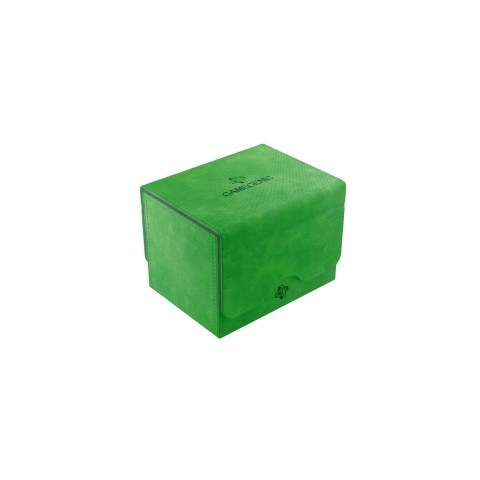 Gamegenic Sidekick Deck Holder (100+) - Green in Deck boxes