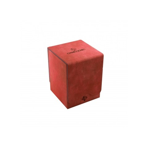 Gamegenic Squire Deck Holder (100+) - Red in Deck boxes