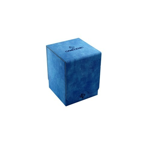 Gamegenic Blue Squire Deck Holder (100+) - синя кутия за карти в Кутии за карти