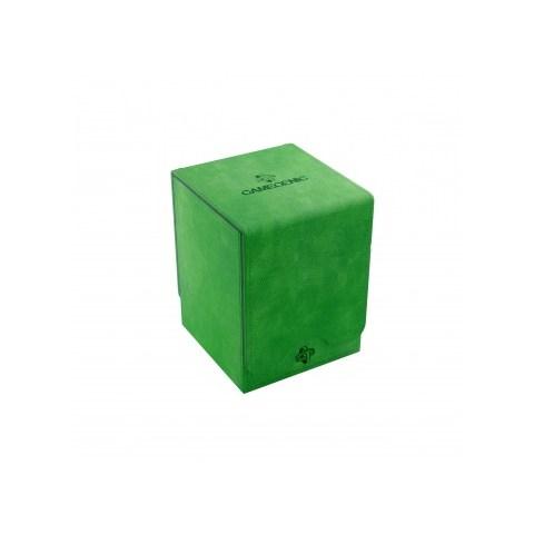 Gamegenic Green Squire Deck Holder (100+) - зелена кутия за карти