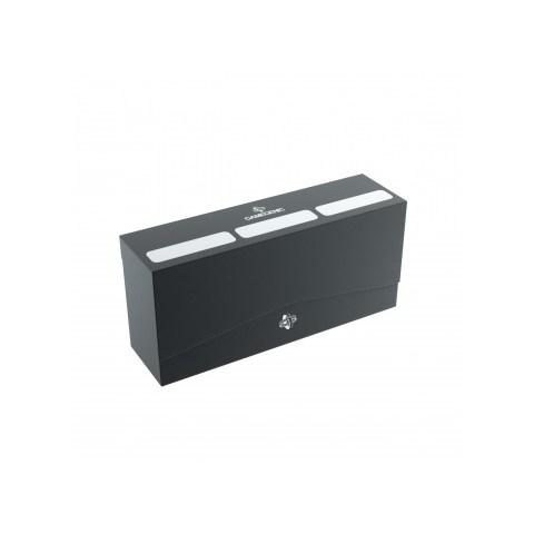 Gamegenic Black Triple Deck Holder (240+) - черна кутия за карти