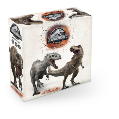 Jurassic World Miniature Game: Supremacy Expansion (2020) in Jurassic World