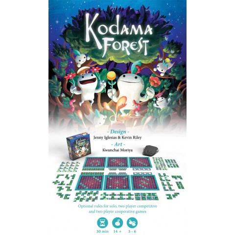 Kodama Forest (2020) - настолна игра