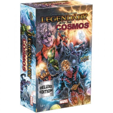Legendary: A Marvel Deck Building Game - Into the Cosmos Deluxe Expansion