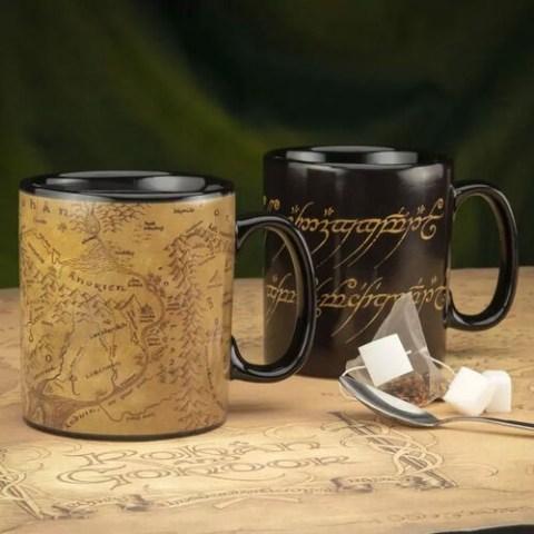 Lord Of The Rings Heat Change Mug - чаша (XL)