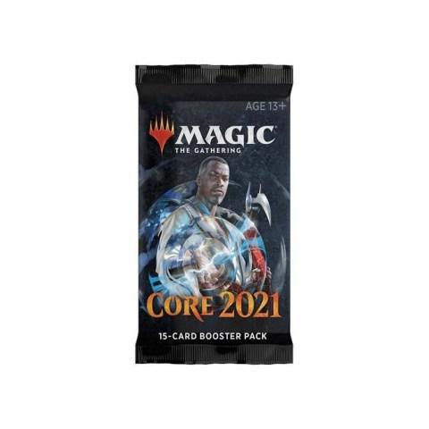 MTG: Core Set 2021 M21 Draft Booster (1 бустер) в Magic: the Gathering