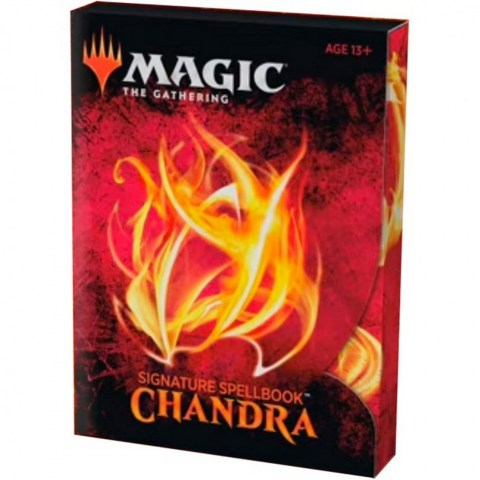 MTG: Signature Spellbook - Chandra Board Game