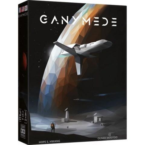Ganymede (2018) - настолна игра