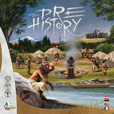 Prehistory (2018) - настолна игра