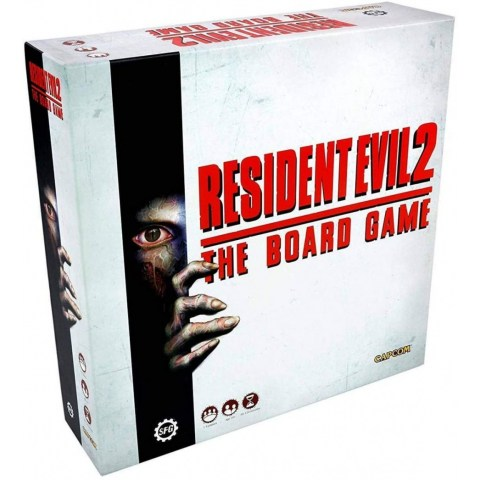Resident Evil 2: The Board Game (2019) - кооперативна настолна игра