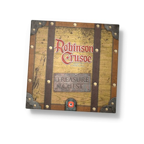 Robinson Crusoe: Adventures on the Cursed Island – Treasure Chest (2020) - разширение за настолна игра