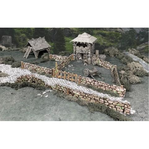 Battle Systems: Stone Walls в Battle Systems
