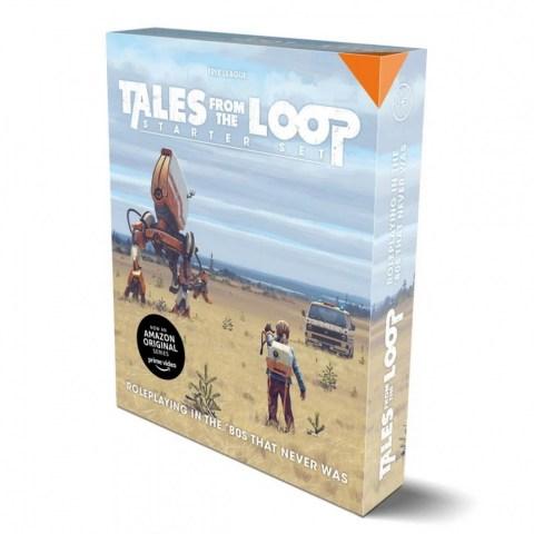 Tales from the Loop RPG: Starter Set + PDF в D&D и други RPG / Други RPG