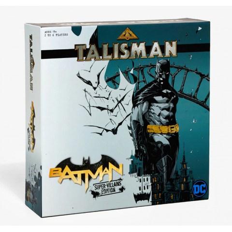 Talisman: Batman – Super-Villains Edition (2020) - настолна игра