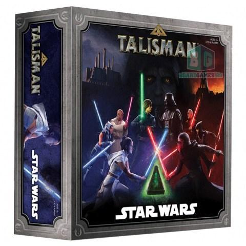 Talisman: Star Wars (2020) - настолна игра