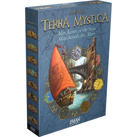 Terra Mystica: Merchants of the Seas Expansion (2019) - разширение за настолна игра