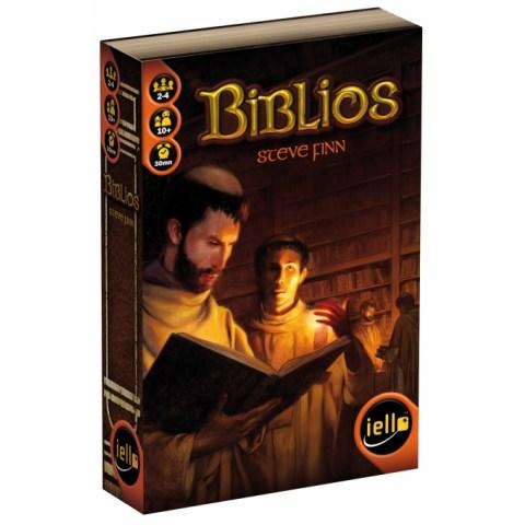 Biblios (2007)  - настолна игра