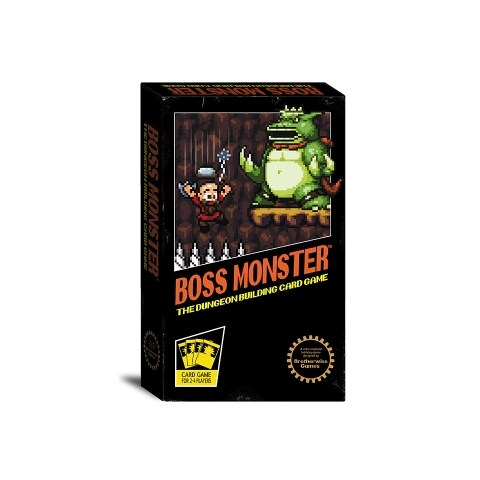 Boss Monster: The Dungeon Building Card Game Board Game