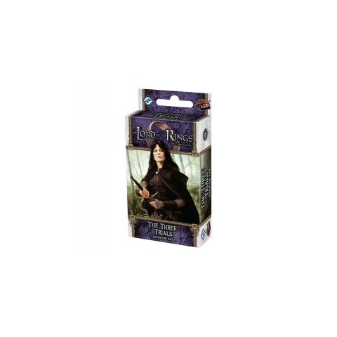 The Lord of the Rings LCG: The Ring-maker Cycle - The Three Trials Adventure Pack