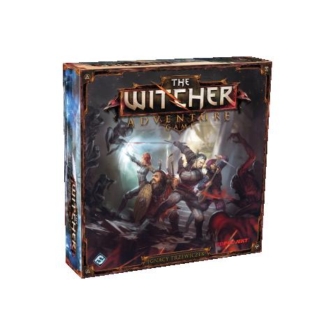 The Witcher Adventure Game - настолна игра