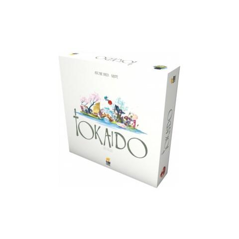 Tokaido - фамилна настолна игра