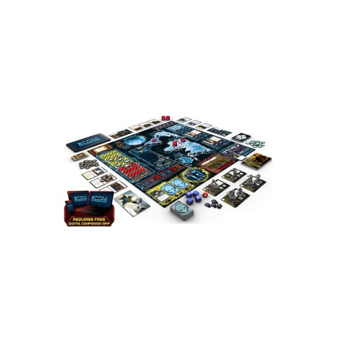 XCOM: The Board Game (2015) - настолна игра