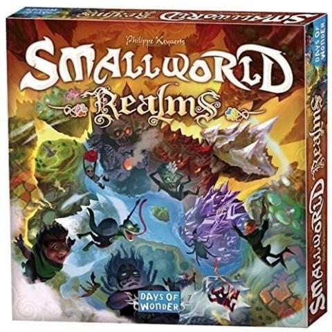 Small World: Realms - разширение за настолна игра