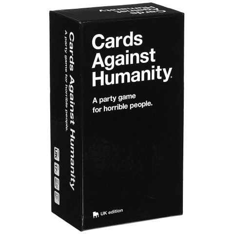 Cards Against Humanity UK Edition - парти настолна игра