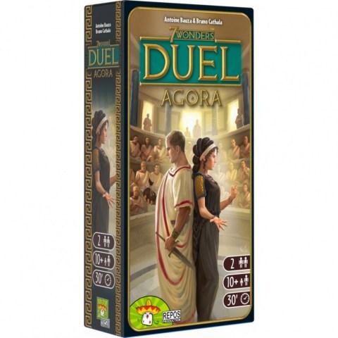 7 Wonders Duel: Agora Expansion (2020) - разширение за настолна игра