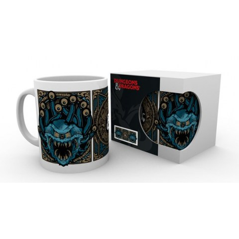 Керамична чаша - GBeye Mug: Dungeons and Dragons - Beholder