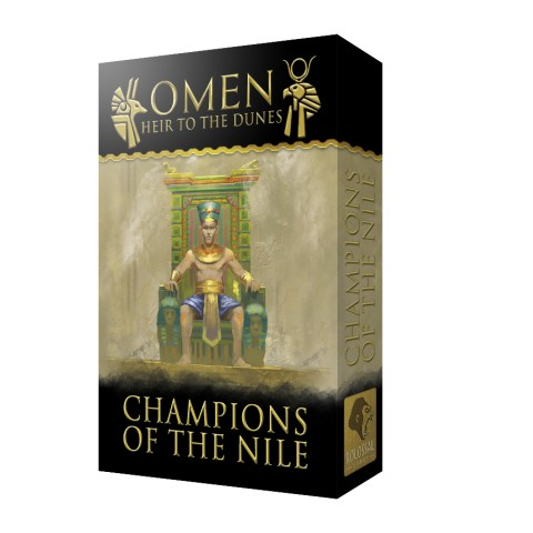 Omen: Champions of the Nile Expansion (2020) Board Game
