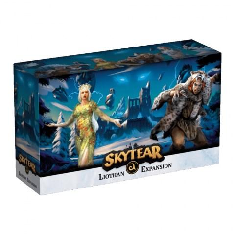 Skytear: Liothan Expansion - разширение за настолна игра