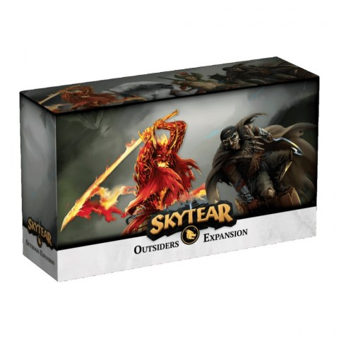 Skytear: Outsiders Expansion