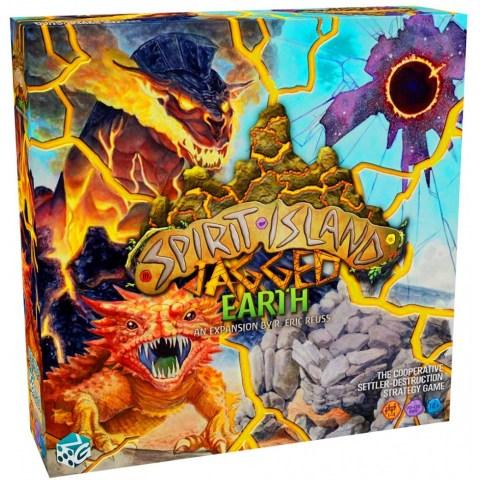 Spirit Island: Jagged Earth Expansion (2020) - разширение на настолна игра