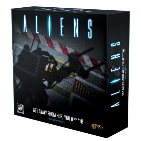 Aliens Board Game: Get Away From Her You Bitch! Expansion (2020) - разширение за настолна игра