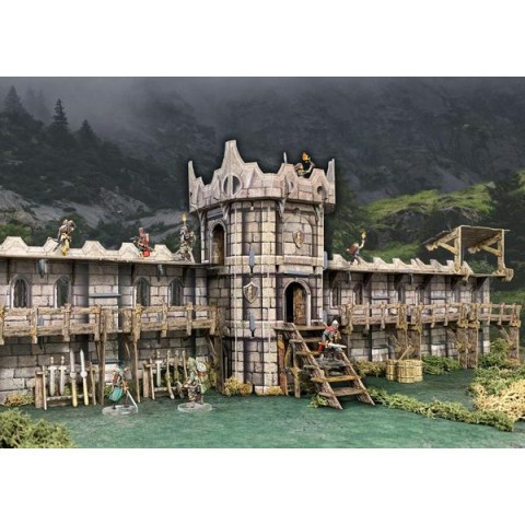 Battle Systems: Citadel Tower в Battle Systems