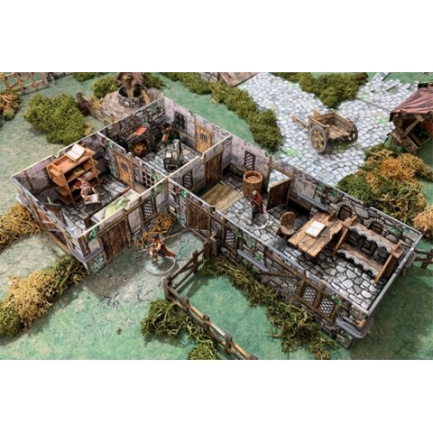 Battle Systems: Fantasy Village Furniture в Battle Systems