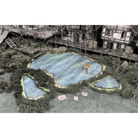 Battle Systems: Lakes & Bogs в Battle Systems