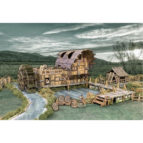Battle Systems: Water Mill в Battle Systems
