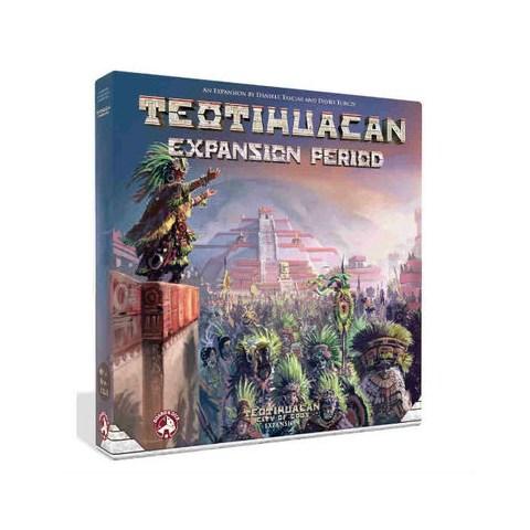 Teotihuacan: Expansion Period (2021)  - разширение за настолна игра